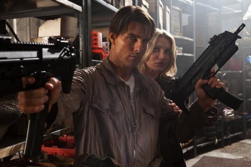 Cameron Diaz és Tom Cruise a Kéjjel-nappal c. filmben