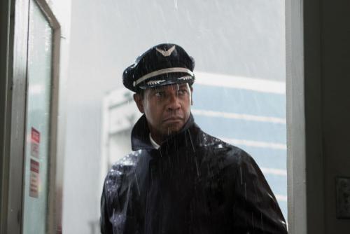 Denzel Washington a Kényszerleszállás c. filmben