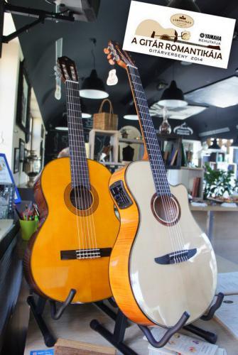 Yamaha gitárok