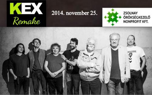 KEX Remake plakát