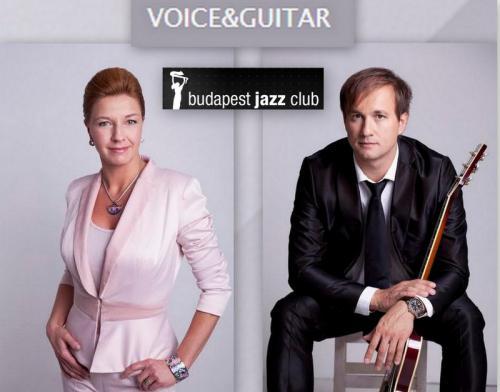 Voice & Guitar plakát