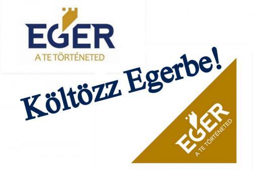 Költözz Egerbe plakát