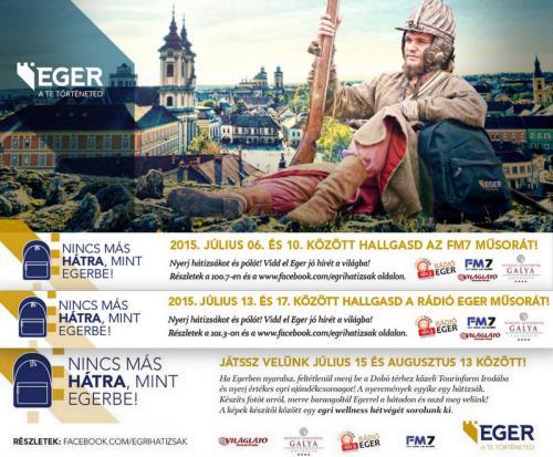 Egerbe! plakát