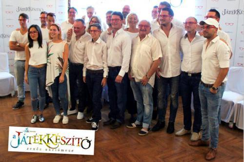 A Játékkészítők csoportja