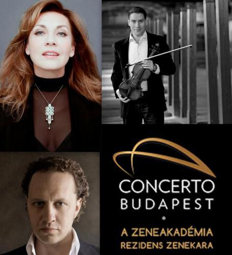Rost Andrea, Mikhail Petrenko, Baráti Kristóf, Concerto Budapest