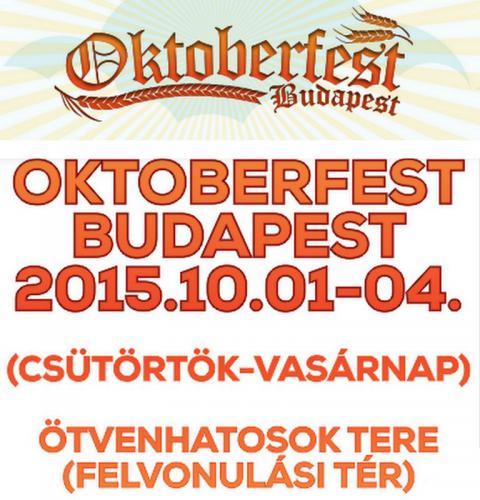 Oktoberfest plakát