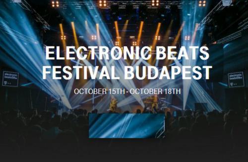 Telekom Electronic Beats Festival Budapest