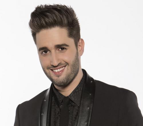 Király Viktor, ének