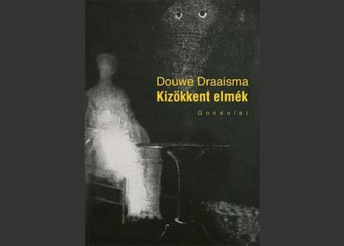 Douwe Draaisma: Kizökkent elmék, borító