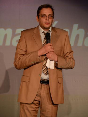 Kőhalmi Zoltán, humorista