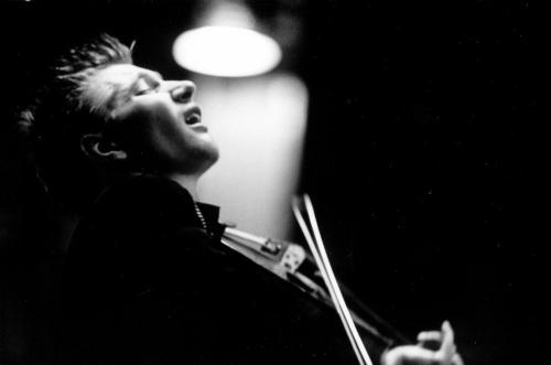 Lajkó Félix, hegedű (Fotó: Dormán László)