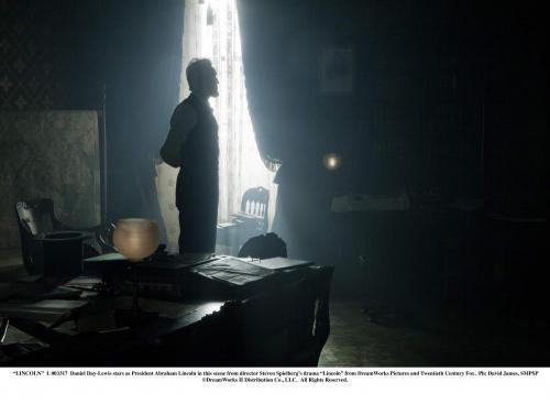 Részlet a Lincoln c. filmből