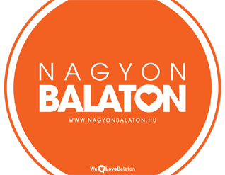 Nagyon Balaton, logó