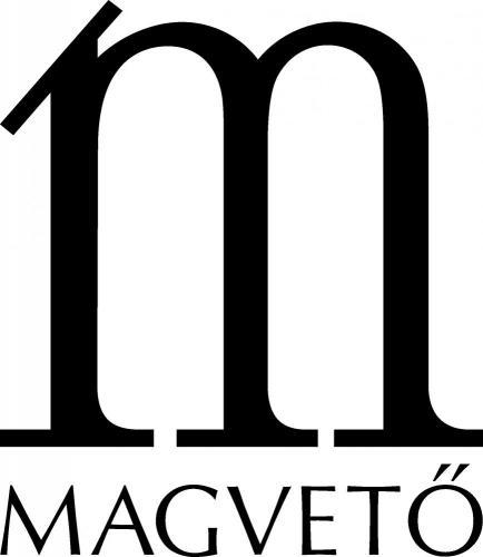 Magvető kiadó, logó