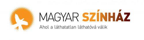 Magyar Színház logo