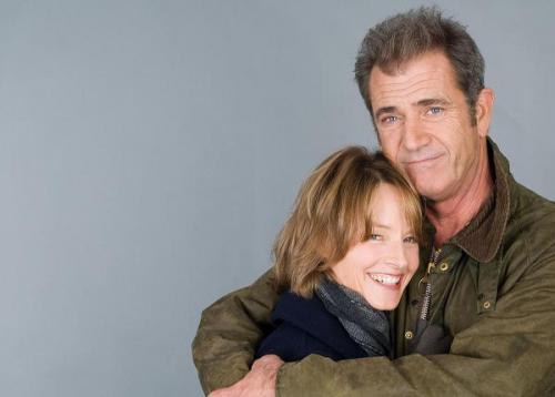 Mel Gibson és Jodie Foster