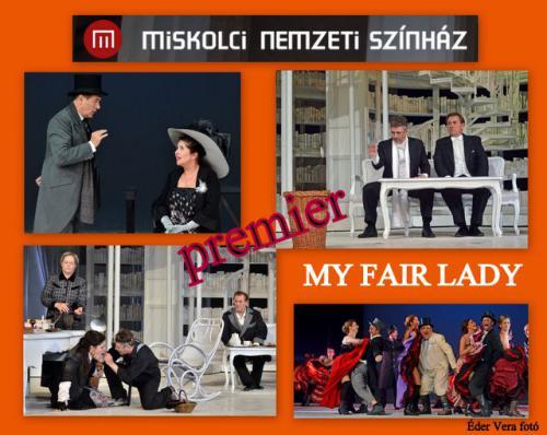 My Fair Lady premier