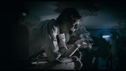 Mucsi Zoltán az 1 c. filmben