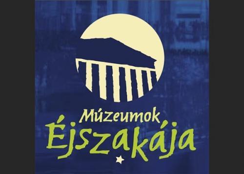 Múzeumok Éjszakája, logó