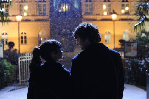 Audrey Tautou és François Damiens a Nathalie második élete c. filmben