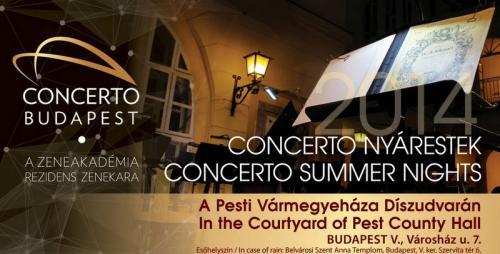 Concerto Nyárestek