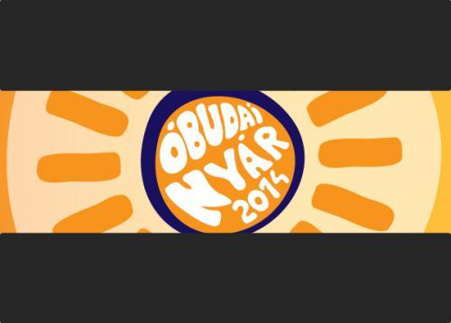 Óbudai Nyár 2014, logó