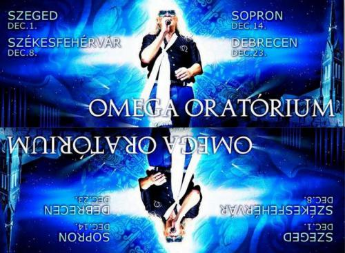 Omega Oratórium, plakát