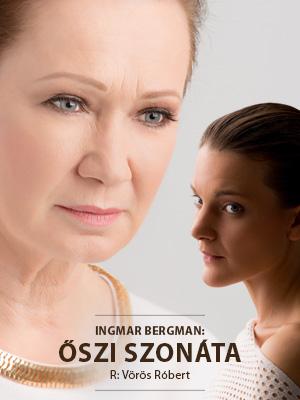 Ingmar Bergman: Őszi szonáta, plakát