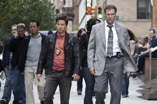 Mark Wahlberg és Will Ferrell a Pancser Police c. filmben