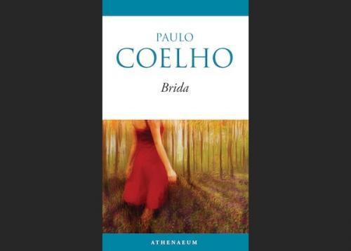 Paulo Coelho: Brida, borító