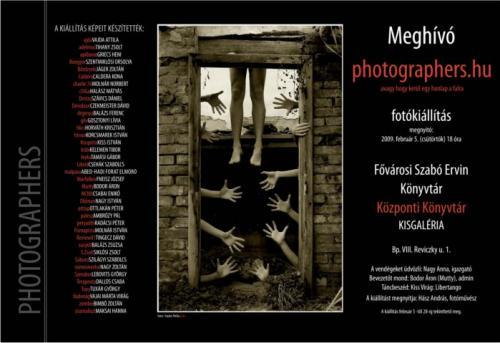 Photographers.hu, avagy hogy kerül egy honlap a falra