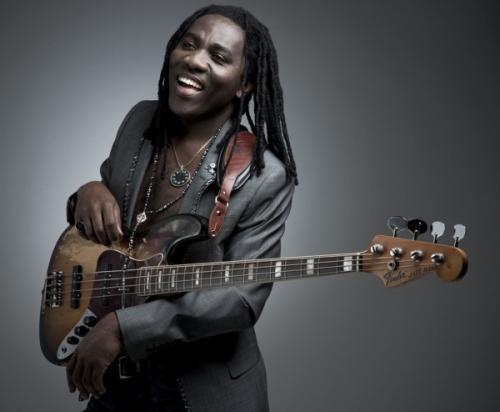 Richard Bona, a kameruni zenész