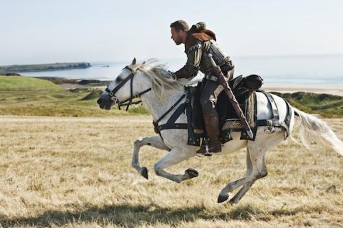"A ""herceg"" fehér lovon"