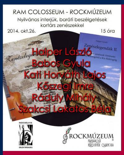 Rockmúzeum plakát