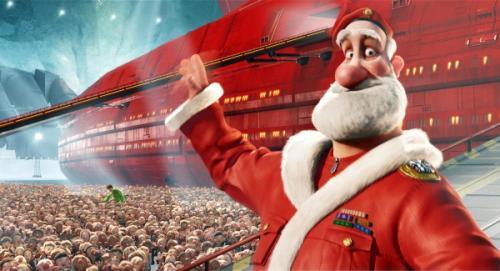 """""""Santa on board"""""""