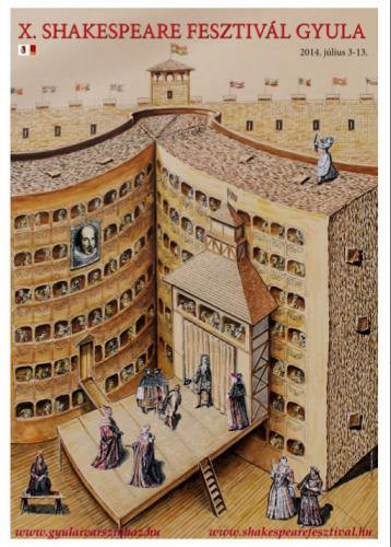 Shakespeare plakát
