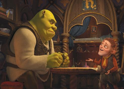 Shrek 4.