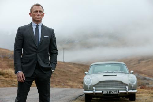 007, Daniel Craig