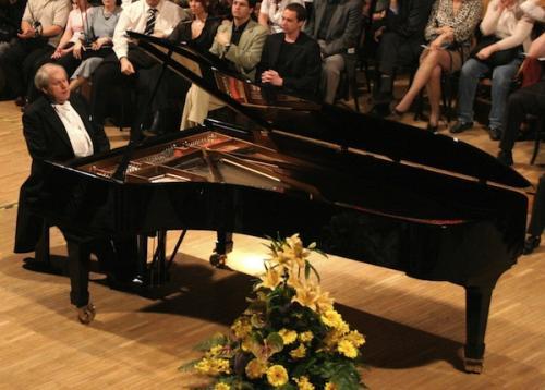 Grigory Sokolov, zongora
