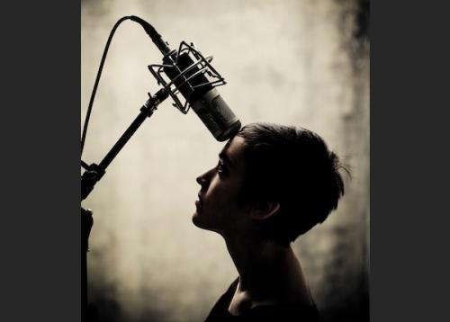 Stéphanie Blanchoud, ének