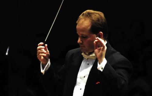 Stephen D'Agostino, karmester