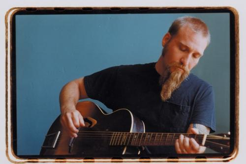 Steve Von Till, gitár