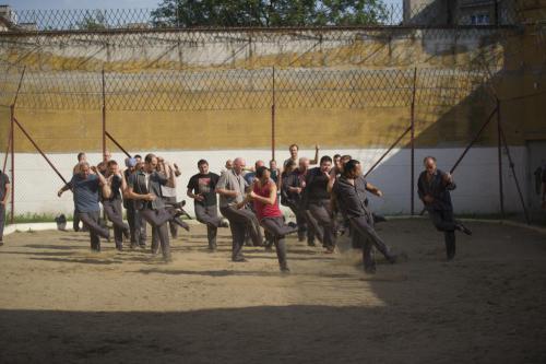 Jelenet a Tango Libre - Szabad a tánc c. filmből