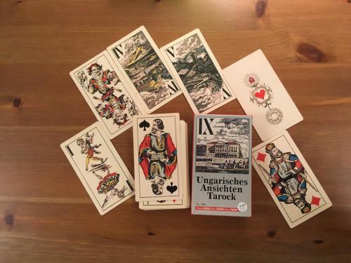 Tarokk kártya pakli