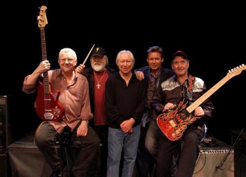 TCB Band, együttes: The TCB Band és Dennis Jale