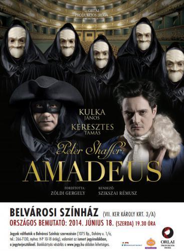 Amadeus plakát