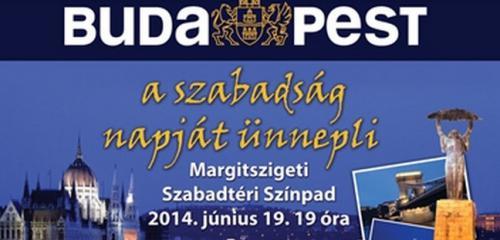 Szabadság napja plakát