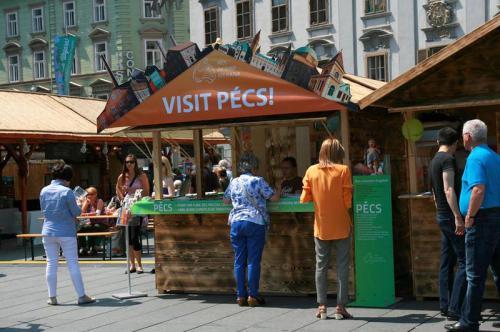 Pécs Grazban