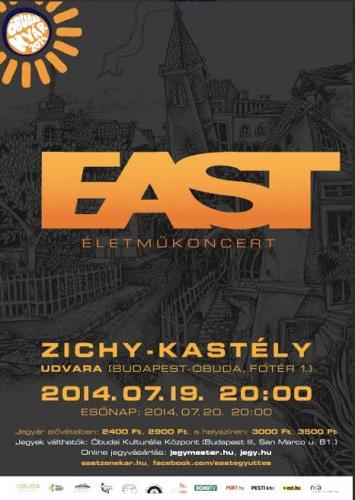 East plakát