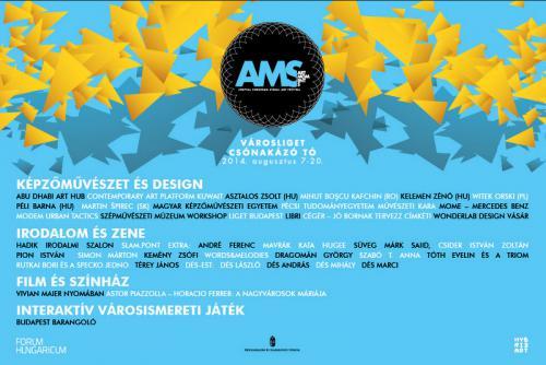 AMS plakát